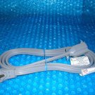 6 ft. 14/3 SPT-3 Air Conditioning Cord - Gray   stk#(3146)