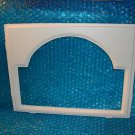 "8 Pack, GARAGE DOOR  WINDOW  Insert  new style ""Cathedral"" 12 1/2""x 16 1/2""  stk#(3079)"