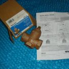 """Watts 3/4"""" IN Hydronic Two-way Flow Check    stk#(3241)"""