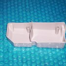 Maytag Washer  MAH4000AWW CUP- SIPHO, Bleach / softener holder cup # :22002265  stk#(709)