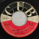 "Jimmy Jones ""Handy Man/The Search is Over"" CUB 45 Vinyl"