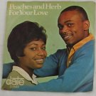 "Peaches and Herb ""For Your Love"" Date 45 Vinyl"