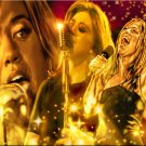 "Kelly Clarkson ""Idolized"" Original Mounted Endura Print by Artist McKenzie"