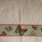 Butterfly Hand Towels Spring Frolic Butterflies Bath Decor