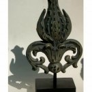 Fleur de Lis Finial Figurine French Home Decor