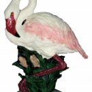 Pink Flamingo Statue Beach Decor Figurine