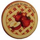 Apple Stove Burner Covers Apple Pie