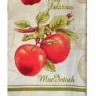 Apple Kitchen Towels Dishcloths Set