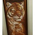 African Tiger Cub Wall Art Picture Safari Decor