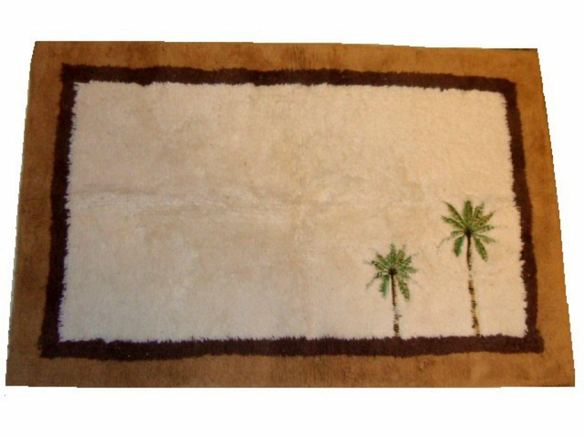 palm tree bathroom rugs palm tree bath rug from target