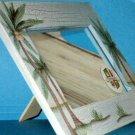 Tropical Palm Trees Mirror