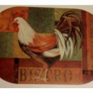 Rooster Cafe Bistro Placemats Set