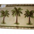 Tropical Palm Trees Rug
