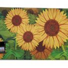 Sunflowers Doormat Outdoors Rug