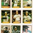 1982 Fleer Baltimore Orioles Team Set-25 Cards (No Ripken)