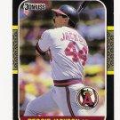 1987 Donruss California Angels Team Set-27 Cards