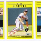 1991 Fleer Update California Angels-3 Cards