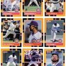 1988 Donruss Baseballs Best Chicago Cubs-16 Cd