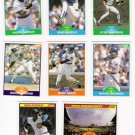 1989 Score Chicago Cubs Team Set-24 Cards