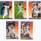 1992 Score Update & Rookies Chicago Cubs-5 Cd
