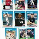 1987 Fleer Chicago White Sox Team Set-27 Cards