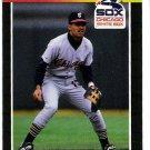 1989 Donruss Chicago White Sox Team Set-22 Cards