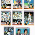 1983 Topps Cleveland Indians Team Set-27 Cards