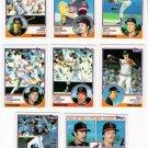 1983 Topps Cleveland Indians Team Set-27 Cards