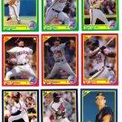 1990 Score Cleveland Indians-23 Cards