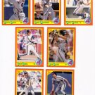 1990 Score Update & Rookies Cleveland Indians-7 Cd