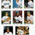 1993 Topps Florida Marlins Team Set-31 Cards