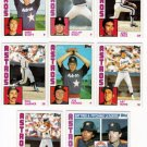 1984 Topps Houston Astros Team Set-29 Cards