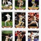 1993 Topps Houston Astros Team Set-26 Cards