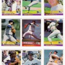 1984 Donruss Los Angeles Dodgers Set-24 Cards