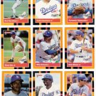 1988 Donruss Baseballs Best Los Angeles Dodgers-14 Cd