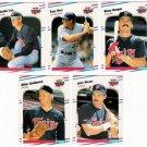 1988 Fleer Update Minnesota Twins Team Set-5 Cards