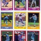 1988 Score Montreal Expos Team Set-24 Cards