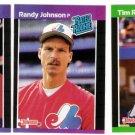 1989 Donruss Montreal Expos Team Set-24 Cards