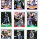 1989 Score Montreal Expos Team Set-25 Cards