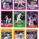 1988 Score New York Yankees Team Set-27 Cards
