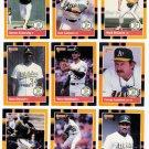 1988 Donruss Baseballs Best Oakland Athletics-14 Cd