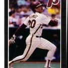 1989 Donruss Philadelphia Phillies Set-24 Cards