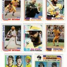 1982 Topps Pittsburgh Pirates Team Set-32 Cards
