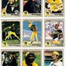 1983 Fleer Pittsburgh Pirates Team Set-25 Cards