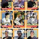 1988 Donruss Baseballs Best Pittsburgh Pirates-15 Cd