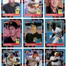 1988 Donruss Pittsburgh Pirates Team Set-26 Cards