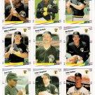 1988 Fleer Pittsburgh Pirates Team Set-22 Cards