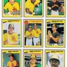 1985 Fleer San Diego Padres Team Set-24 Cards