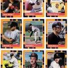 1988 Donruss Baseballs Best San Diego Padres-12 Cd