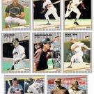 1989 Fleer San Diego Padres Team Set-26 Cards